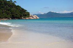 Ilha do Campeche - Florianópolis (SC).