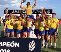 Blog Esportivo do Suíço: Seleção brasileira masculina de rúgbi conquistou a Taça Bronze