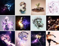 """Empfohlenes @Behance-Projekt: """"Artworks Selection #1"""" https://www.behance.net/gallery/31890515/Artworks-Selection-1"""