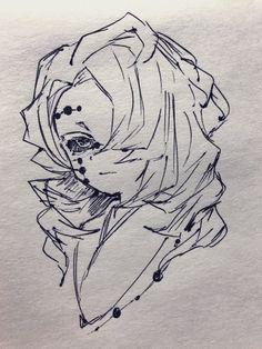 Anime Drawings Sketches, Cool Art Drawings, Anime Sketch, Demon Slayer, Slayer Anime, Anime Character Drawing, Character Art, Arte Sketchbook, Art Inspiration Drawing