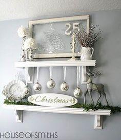 ideas navidad. Decoración de navidad #christmas #navidad