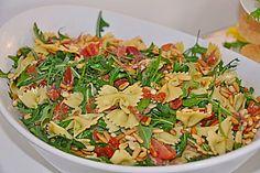 Nudelsalat auf italienisch (Rezept mit Bild) von kreinzru | Chefkoch.de