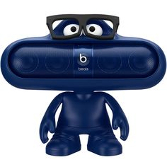 Beats by Dr.Dre Pill Dude Support pour Enceinte Bleu