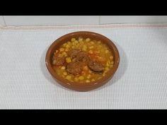 Garbanzos con chorizo en monsieur cuisine plus - YouTube Chana Masala, Connect, Vegetables, Ethnic Recipes, Youtube, Food, Lemon Sorbet, Christmas Foods, Food Processor