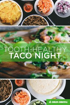 Try these healthy tacos next Taco Tuesday!