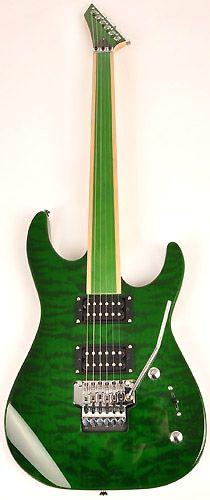 Hadean EG-628 CGR Fretless Guitar - RondoMusic.com