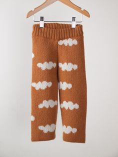 Clouds Trousers...I wouldn't mind these in my size.