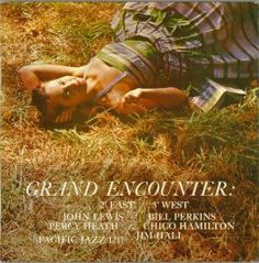World Pacific Records - Grand Encounter - 2-degrees East / 3-degrees West; one of at least 3 covers for this session