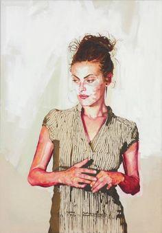 Artist Hélène Poignon