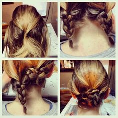 How-To Hair Girl | 3 charming up-do's for short hair daily wear.