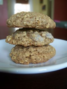 Laura's Dark Chocolate Chip Oatmeal Lactation Cookies