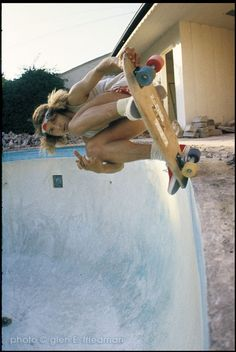 Tony Alva 1977 by Glen E.Friedman