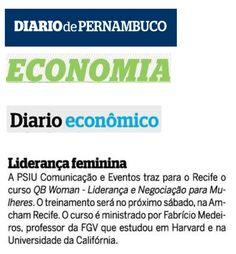 #QBWoman Liderança e Negociação para Mulheres com Fabrício Medeiros | Edição Recife Maio/2016