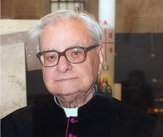 Morto monsignor Massimo Coluzzi, storico parroco di Norma