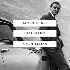 7 Qualities That Make You a True Gentleman