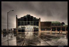 A beautiful shot of the Casino building, by James Loesch