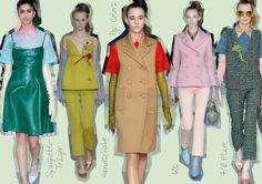 "Prada Winter 2015 - 5 Trends, die ""I want candy!""-Edition"