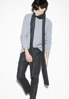 #Sisley #Sisleyfashion #AW15 #man #collection #fashion