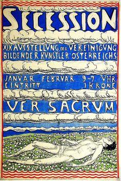 Плакаты из коллекции Ганса Сакса. Найдено: http://tanjand.livejournal.com/1704176.html