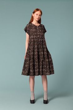 Peapods and Chillies Easy Dress