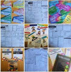 This French Guided Math Package includes everything you need to set up your Guided Math Program in most Primary and Junior French Immersion classrooms (Grades The package includes a variety of activities and templates that can easily be adapted for Grades French Resources, Teaching Resources, Teaching Ideas, Teaching Materials, Activity Centers, Math Centers, Spanish Language Learning, Foreign Language, Teaching Spanish