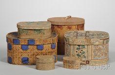 Wallpaper boxes