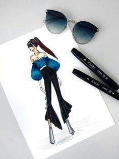Super Fashion Sketchbook Ideas Black Ideas Source by oleokhlopkova sketchbook Dress Design Drawing, Dress Design Sketches, Fashion Design Sketchbook, Fashion Design Drawings, Fashion Sketches, Fashion Drawing Dresses, Fashion Illustration Dresses, Fashion Illustrations, Fashion Art