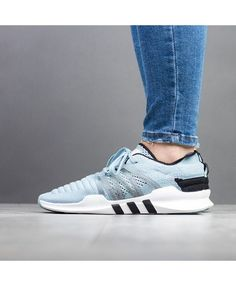 more photos c122a 4fead Adidas EQT Racing Adv Primeknit Blue Tint Shoes Fashion Trainers, Mens  Trainers, Adidas Gazelle