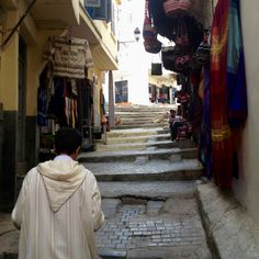Tangiers, North Africa 2012
