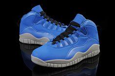 promo code dbd79 d786f aj10s blue grey Jordan Retro 10, Jordan 10, Kobe Shoes, Air Jordan
