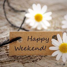 ¡Feliz fin de semana!