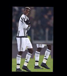 Paul Pogba wears the Adidas Ace 16+