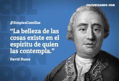 Empírico y escéptico David Hume (+Frases)