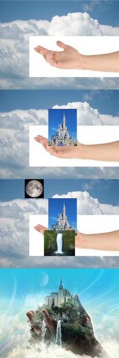 Photoshop tutorials be like