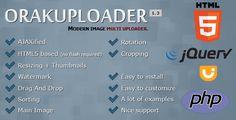 OrakUploader - Modern Image Multi Uploader - https://codeholder.net/item/php-scripts/orakuploader-modern-image-multi-uploader