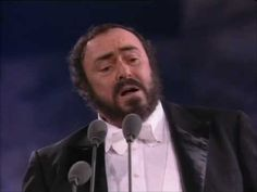"""A genius, a gem... """"Rondine al nido""""... Takes my breath away the way HE sings it. I will forever love Pavarotti!"""