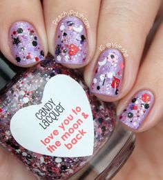 Candy Lacquer - Love You To The Moon & Back