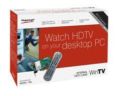 BUY NOW WINTVHVR1250 PCI EXP TV TUNER PERPDUAL TUNER PCIE ATSC HD & NTSC Tv BUY NOW $67.99 BUY NOW