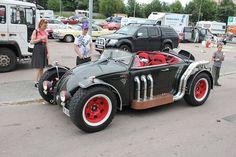 Vintage VW Beetle | Classic VW beetle Hotrod