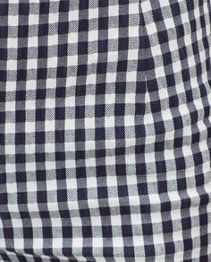 Image 7 of CHECKED SKINNY TROUSERS from Zara