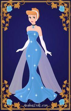 Cinderella's Prom Dress