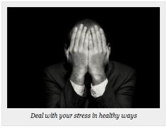 Healthy Strategies for Coping with Stress