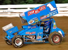 Sammy Swindell! One the best Sprint car drivers of all time!