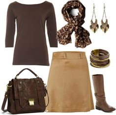 """""""Fall #20"""" by emily-scott-kinchens ❤ liked on Polyvore"""