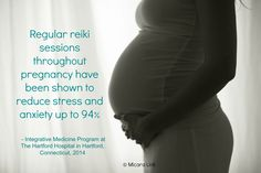 Reiki treatments in early pregnancy have been shown to reduce many common discomforts such as exhaustion and nausea, while easing stress, and promoting relaxation. A study done in showed that regular Reiki healing treatments during pregnancy reduced Pregnancy Drawing, Reiki Training, Reiki Treatment, Reiki Meditation, Morning Sickness, Holistic Healing, Reduce Stress, Getting Pregnant, Stress And Anxiety