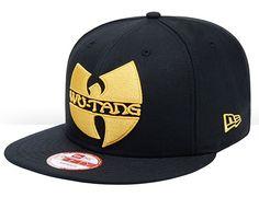 Wu-tang Primary Logo Snapback Cap by WU TANG x NEW ERA
