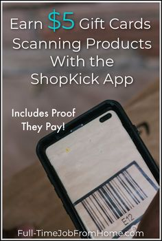 ShopKick Rewards App Review: Scam Or Easy Way To Earn? | Full Time Job From Home LLC Online Income, Online Jobs, Way To Make Money, Make Money Online, Online Job Opportunities, Ways To Get Rich, Apps That Pay You, Get Gift Cards, Starbucks Gift Card