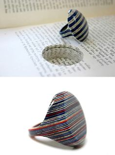 paper rings