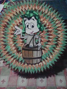 Piñata Mini  Chavo del 8.