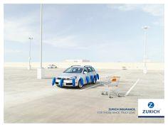 Adeevee - Zurich Insurance: Trolley